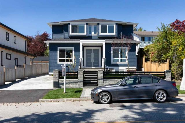 2237 Eighth Avenue, New Westminster, BC V3M 2T9 (#R2373159) :: Royal LePage West Real Estate Services