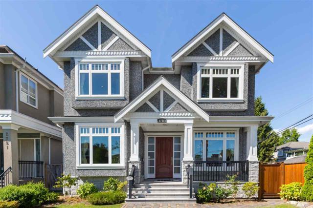 2715 W 20TH Avenue, Vancouver, BC V6L 1H1 (#R2373676) :: Royal LePage West Real Estate Services