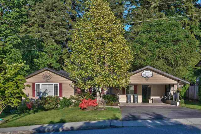 881 Baker Drive, Coquitlam, BC V3J 6W9 (#R2373911) :: Royal LePage West Real Estate Services