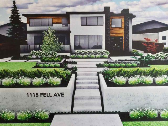 1115 Fell Avenue, Burnaby, BC V5B 3Y5 (#R2374196) :: Royal LePage West Real Estate Services