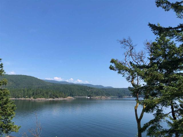 Lot 4 Arbutus Landing, Pender Harbour, BC V0N 2H1 (#R2374210) :: RE/MAX City Realty