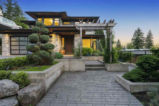 587 Palisade Drive, North Vancouver, BC V7R 2H9 (#R2374445) :: Royal LePage West Real Estate Services