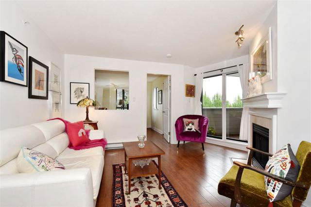 2741 E Hastings Street #402, Vancouver, BC V5K 1Z8 (#R2374712) :: Royal LePage West Real Estate Services