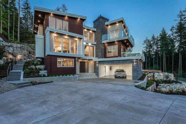 1509 Crystal Creek Drive, Anmore, BC V3H 0A3 (#R2375440) :: Royal LePage West Real Estate Services