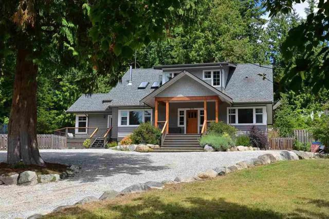 8116 Southwood Road, Halfmoon Bay, BC V0N 1Y1 (#R2375483) :: Royal LePage West Real Estate Services