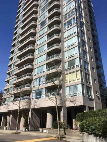 9633 Manchester Drive #708, Burnaby, BC V3N 4Y9 (#R2375575) :: Royal LePage West Real Estate Services