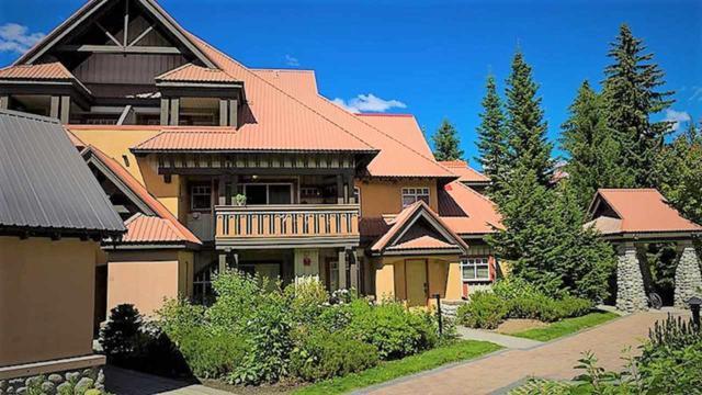 4325 Northlands Boulevard #52, Whistler, BC V0N 1B4 (#R2375692) :: Royal LePage West Real Estate Services