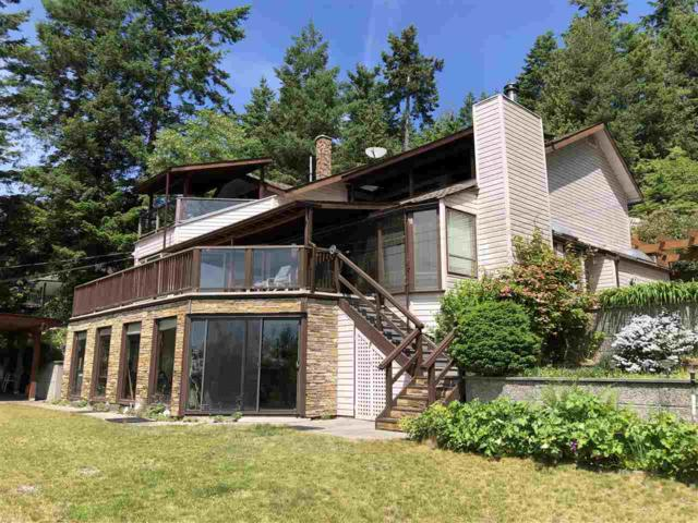 4743 Hotel Lake Road, Garden Bay, BC V0N 1S1 (#R2375940) :: Royal LePage West Real Estate Services