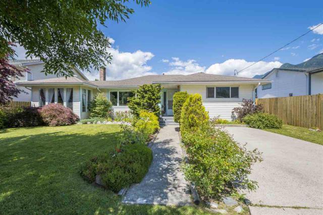 533 Rupert Street, Hope, BC V2P 4N8 (#R2375963) :: Royal LePage West Real Estate Services