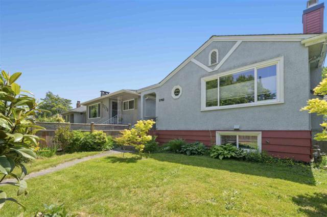 2762 Mcgill Street, Vancouver, BC V5K 1H5 (#R2376315) :: Royal LePage West Real Estate Services