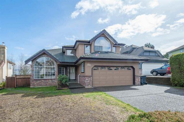 2992 Christina Place, Coquitlam, BC V3C 5Z8 (#R2376348) :: Royal LePage West Real Estate Services