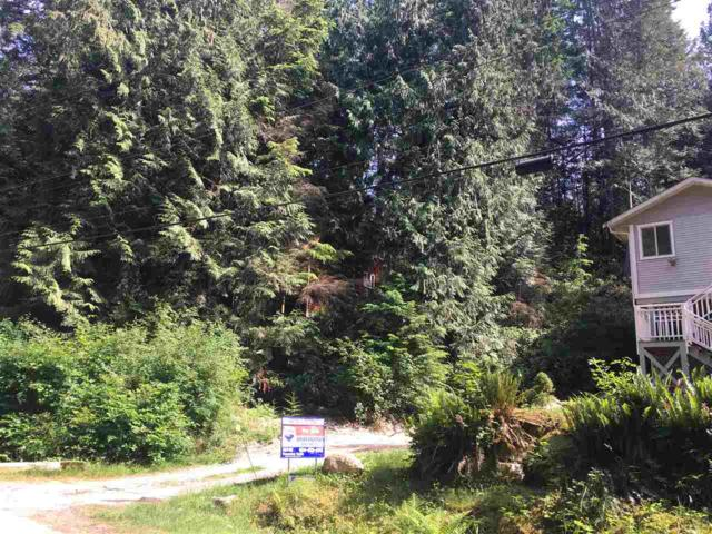 LOT C Naylor Road, Sechelt, BC V0N 3A4 (#R2376497) :: RE/MAX City Realty