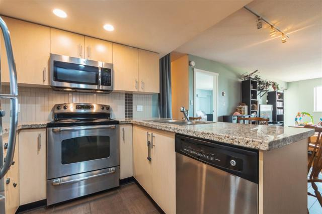 200 Keary Street #608, New Westminster, BC V3L 0A6 (#R2376506) :: Royal LePage West Real Estate Services