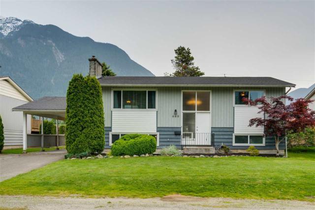 660 Thacker Avenue, Hope, BC V0X 1L0 (#R2376813) :: Royal LePage West Real Estate Services
