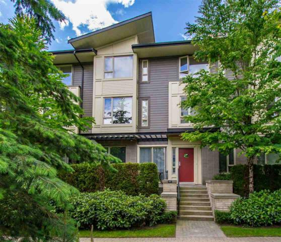 9229 University Crescent #107, Burnaby, BC V5A 4Z2 (#R2377262) :: Royal LePage West Real Estate Services