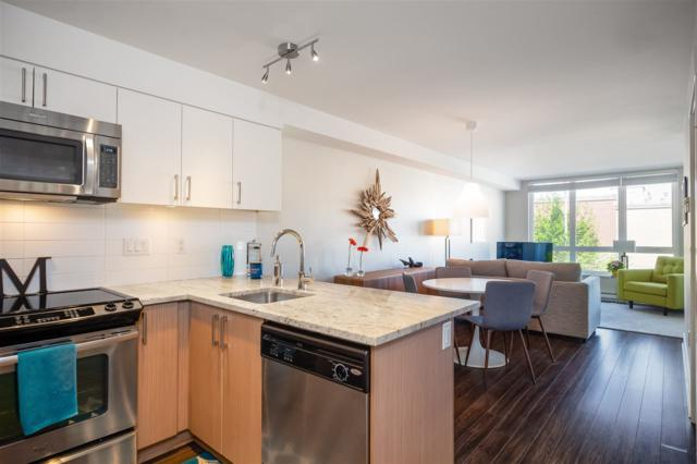 55 Eighth Avenue #215, New Westminster, BC V3L 0E8 (#R2377418) :: Vancouver Real Estate