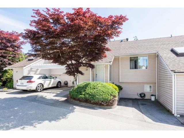 1235 Johnson Street #13, Coquitlam, BC V3B 7E1 (#R2377423) :: Royal LePage West Real Estate Services