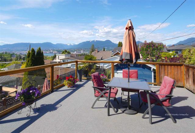 3441 Triumph Street, Vancouver, BC V5K 1T9 (#R2377699) :: Royal LePage West Real Estate Services
