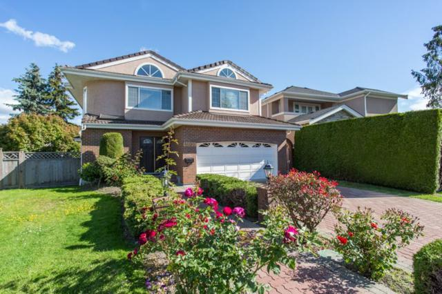 4100 Baffin Drive, Richmond, BC V7C 5L5 (#R2377713) :: Royal LePage West Real Estate Services