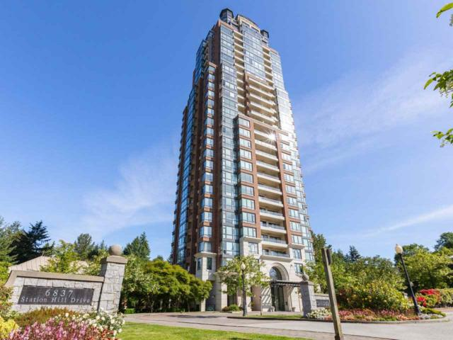 6837 Station Hill Drive #1509, Burnaby, BC V3N 5B7 (#R2377763) :: Royal LePage West Real Estate Services