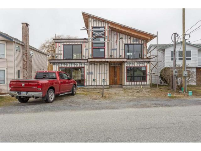335 Centennial Parkway, Delta, BC V4L 1K8 (#R2377816) :: Royal LePage West Real Estate Services