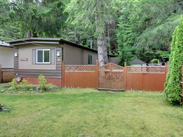 71901 Sumallo Road #12, Hope, BC V0X 1L5 (#R2378055) :: Royal LePage West Real Estate Services
