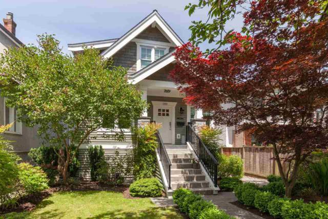 2555 Oxford Street, Vancouver, BC V5K 1M9 (#R2378223) :: Royal LePage West Real Estate Services