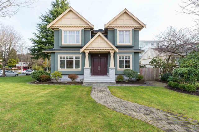 6618 Ash Street, Vancouver, BC V6P 3K4 (#R2378230) :: Royal LePage West Real Estate Services