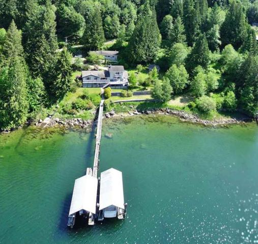 12837 Sunshine Coast Highway, Madeira Park, BC V0N 2H1 (#R2378264) :: Royal LePage West Real Estate Services