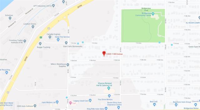 12505 113B Avenue, Surrey, BC V3V 3M6 (#R2378286) :: Royal LePage West Real Estate Services