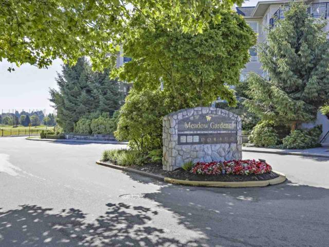 19673 Meadow Gardens Way #120, Pitt Meadows, BC V3Y 0A1 (#R2378382) :: Royal LePage West Real Estate Services