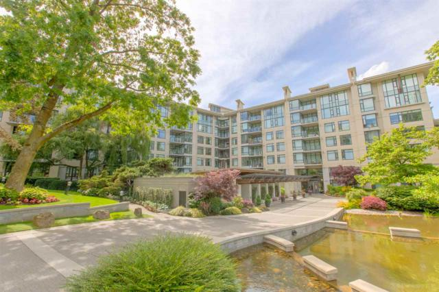 4685 Valley Drive #606, Vancouver, BC V6J 5M2 (#R2378383) :: Royal LePage West Real Estate Services
