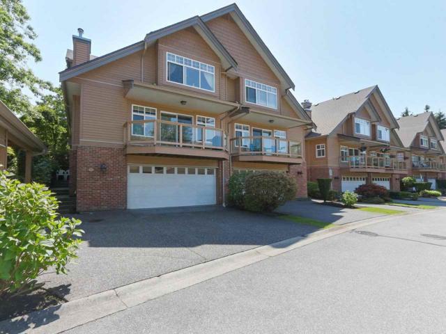 5201 Oakmount Crescent #1, Burnaby, BC V5H 4S8 (#R2378395) :: Royal LePage West Real Estate Services