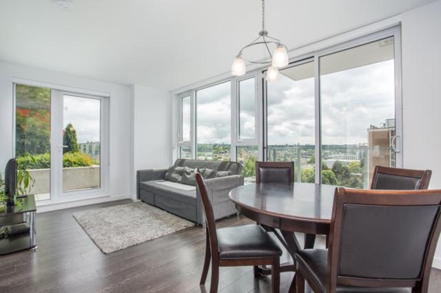 933 E Hastings Street #806, Vancouver, BC V6A 0G6 (#R2378429) :: Royal LePage West Real Estate Services
