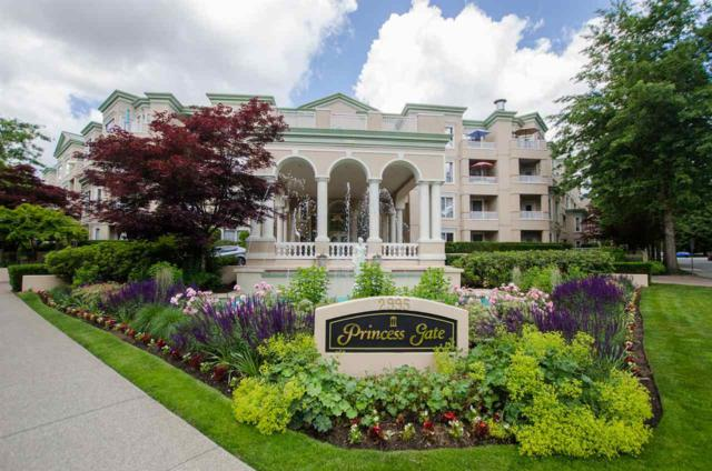 2995 Princess Crescent #102, Coquitlam, BC V3B 7N1 (#R2378485) :: Royal LePage West Real Estate Services