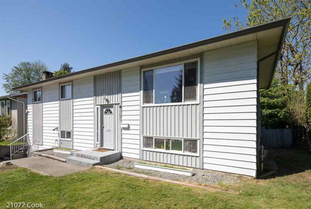 21077 Cook Avenue, Maple Ridge, BC V2X 7P7 (#R2378489) :: Royal LePage West Real Estate Services