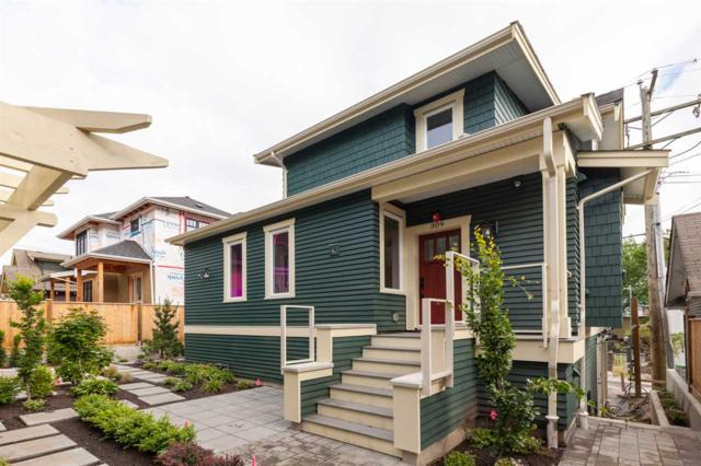 309 W 11TH Avenue, Vancouver, BC V5Y 1T3 (#R2378609) :: Royal LePage West Real Estate Services