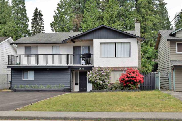 2647 Patricia Avenue, Port Coquitlam, BC V3B 2H5 (#R2378616) :: Royal LePage West Real Estate Services