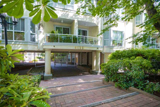 4155 Sardis Street #108, Burnaby, BC V5H 1K3 (#R2378700) :: Royal LePage West Real Estate Services