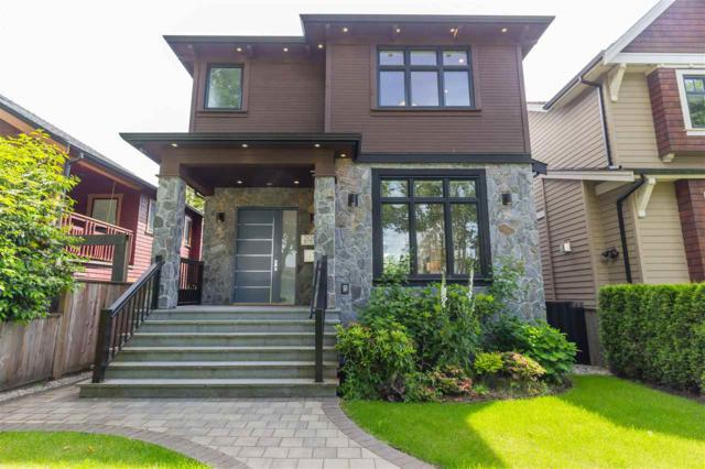 2128 W 46TH Avenue, Vancouver, BC V6M 2L1 (#R2378711) :: Royal LePage West Real Estate Services