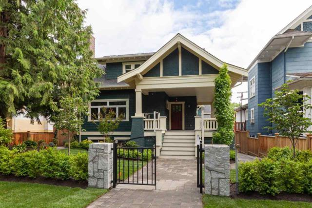 311 W 11TH Avenue, Vancouver, BC V5Y 1T3 (#R2378731) :: Royal LePage West Real Estate Services