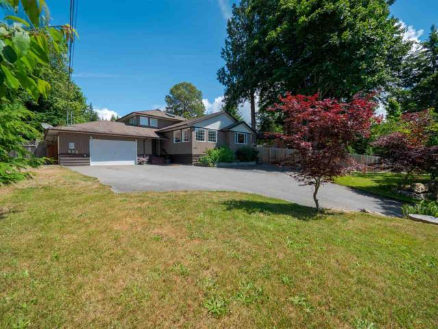 4581 Esquire Drive, Pender Harbour, BC V0N 2H1 (#R2378906) :: Royal LePage West Real Estate Services