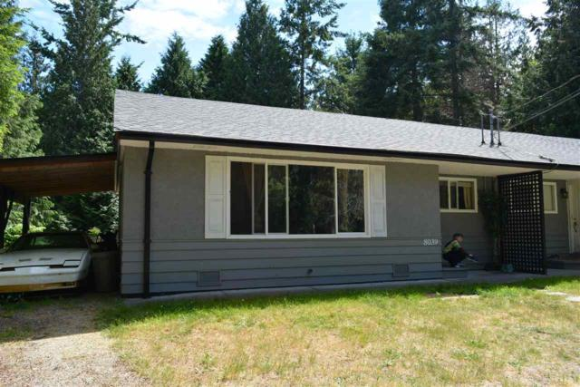 8039 Wildwood Road, Halfmoon Bay, BC V0N 1Y1 (#R2378973) :: Royal LePage West Real Estate Services