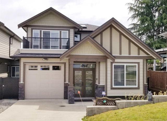4768 Smith Avenue, Burnaby, BC V5G 2W2 (#R2379120) :: Royal LePage West Real Estate Services