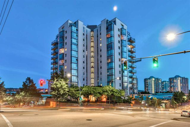 98 Tenth Street #706, New Westminster, BC V3M 6L8 (#R2379133) :: Royal LePage West Real Estate Services