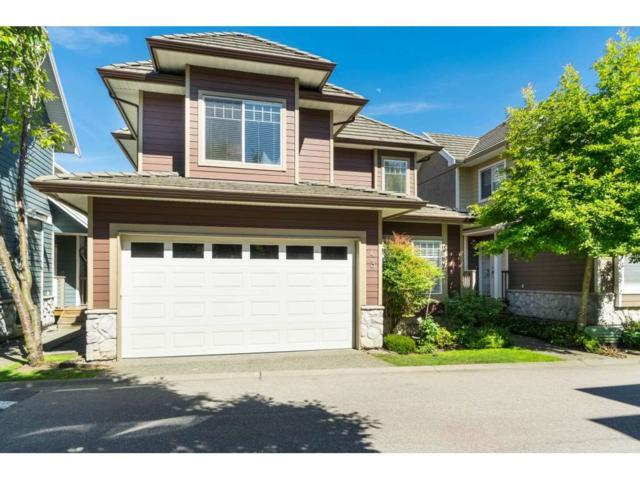 3363 Rosemary Heights Crescent #43, Surrey, BC V3Z 0X8 (#R2379188) :: Premiere Property Marketing Team