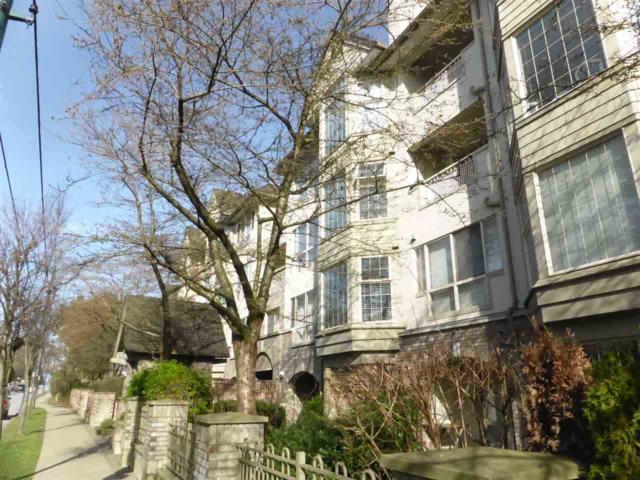 5650 Oak Street #207, Vancouver, BC V6M 2V6 (#R2379203) :: Royal LePage West Real Estate Services