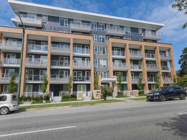 6933 Cambie Street #307, Vancouver, BC V6P 0J1 (#R2379345) :: Royal LePage West Real Estate Services