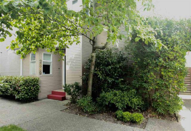 2889 W 17TH Avenue, Vancouver, BC V6L 3G1 (#R2379372) :: Royal LePage West Real Estate Services