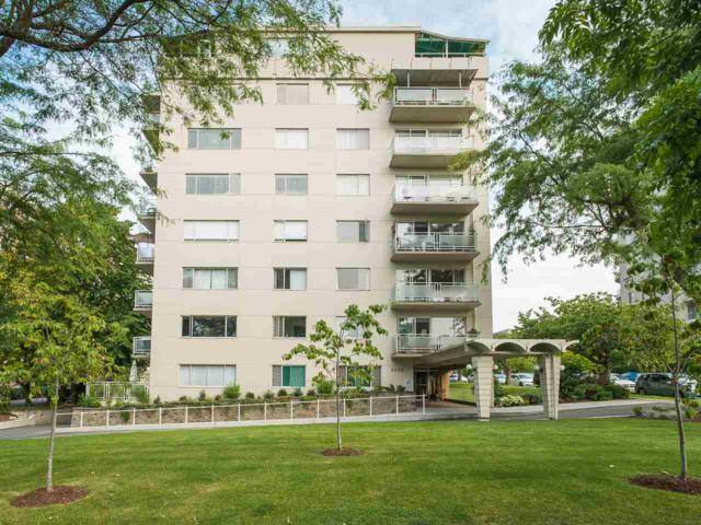 2409 W 43RD Avenue #601, Vancouver, BC V6M 2E6 (#R2379378) :: Royal LePage West Real Estate Services